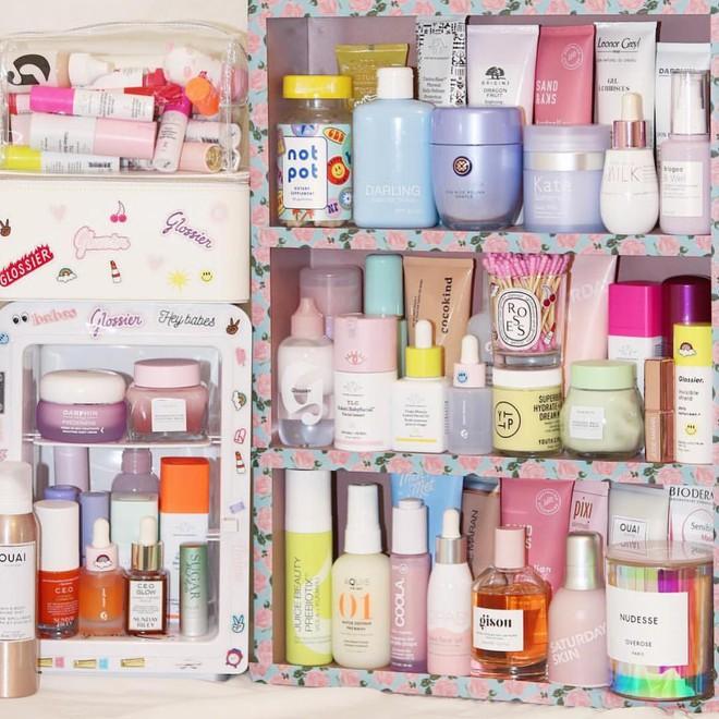 Sắm tủ lạnh mini dành riêng cho đồ skincare đang là hot trend và đây là lý do bạn nên theo xu hướng quý tộc này - ảnh 6