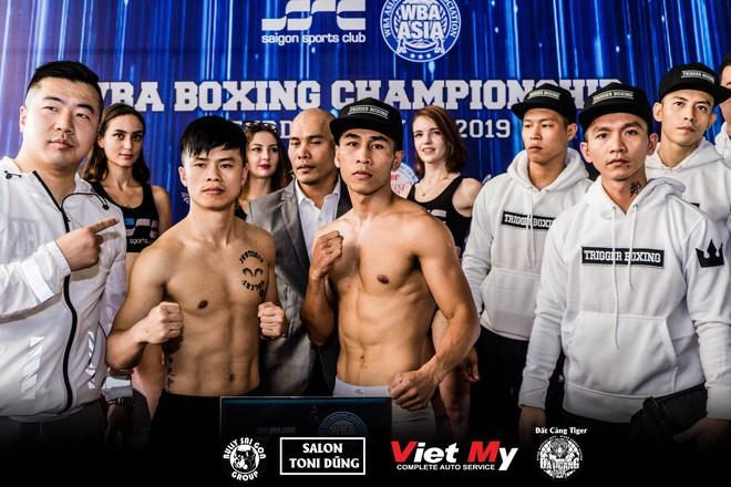 Nhà vô địch châu Á Trần Văn Thảo tái xuất gặp đối thủ Trung Quốc, sẵn sàng làm rạng danh cho boxing Việt - ảnh 1