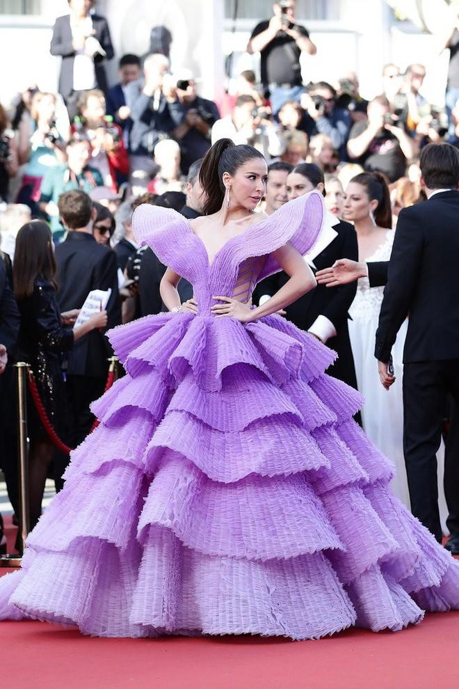 Không phải minh tinh Hollywood, dàn mỹ nhân châu Á sau đây mới thống trị thảm đỏ Cannes 2019: Trùm cuối là ai? - ảnh 10
