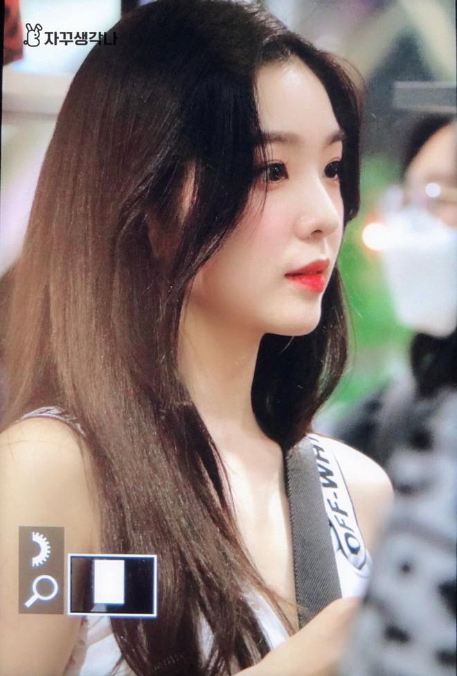 Irene lại bị stylist lên đồ xấu ná thở nhưng may là gỡ lại được bởi makeup xuất sắc - ảnh 8