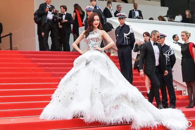 Không phải minh tinh Hollywood, dàn mỹ nhân châu Á sau đây mới thống trị thảm đỏ Cannes 2019: Trùm cuối là ai? - ảnh 21