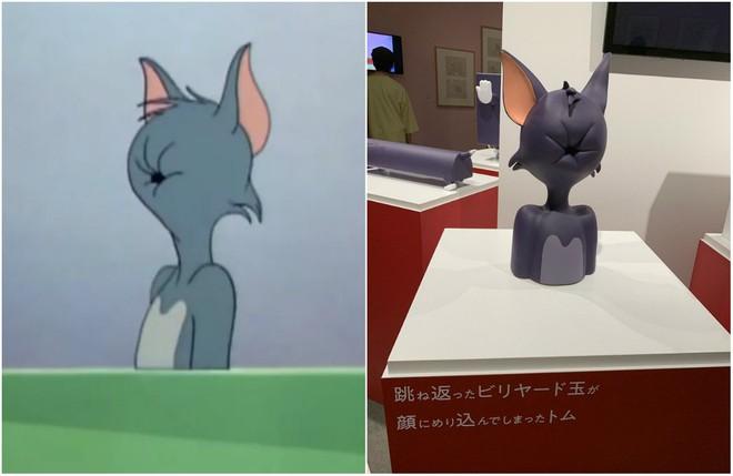 Bảo tàng Nhật Bản tưởng nhớ những pha bị troll của mèo Tom trong phim đang khiến cả cộng đồng mạng phát sốt - ảnh 7