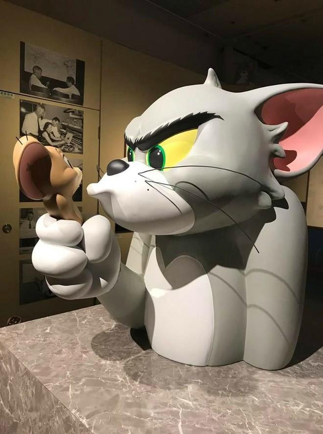 Bảo tàng Nhật Bản tưởng nhớ những pha bị troll của mèo Tom trong phim đang khiến cả cộng đồng mạng phát sốt - ảnh 3