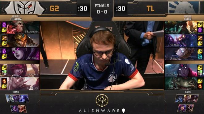 G2 Esports 1-0 Team Liquid (chung kết MSI 2019): Nhà vô địch châu Âu hủy diệt Doublelift và đồng đội - ảnh 1