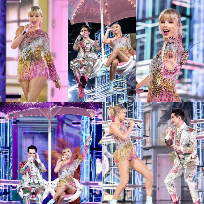 11 màn trình diễn xuất sắc nhất tại BBMAs 2019: Taylor Swift văng khỏi top 5, xếp sau BTS - Ảnh 5.