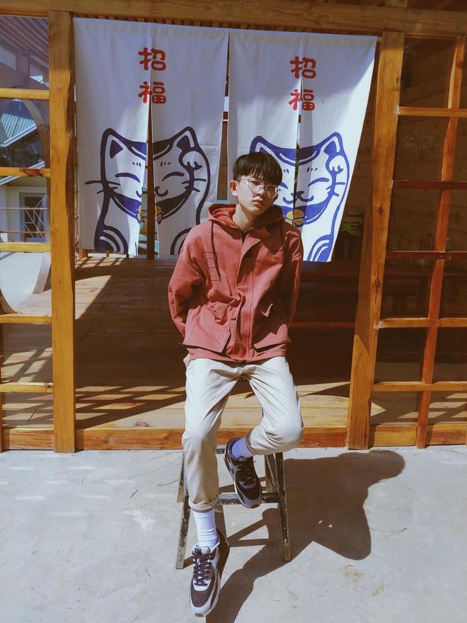 Nam sinh 2001 xinh xắn như idol Kpop, chiếm sóng MXH với chứng nhận khẩu nghiệp được bạn cùng lớp phong tặng - ảnh 5