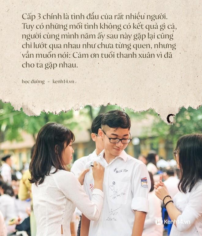 Tại sao học sinh lớp 12 khóc như mưa trong ngày bế giảng nhưng vài năm sau họp lớp không ai đi? - Ảnh 3.