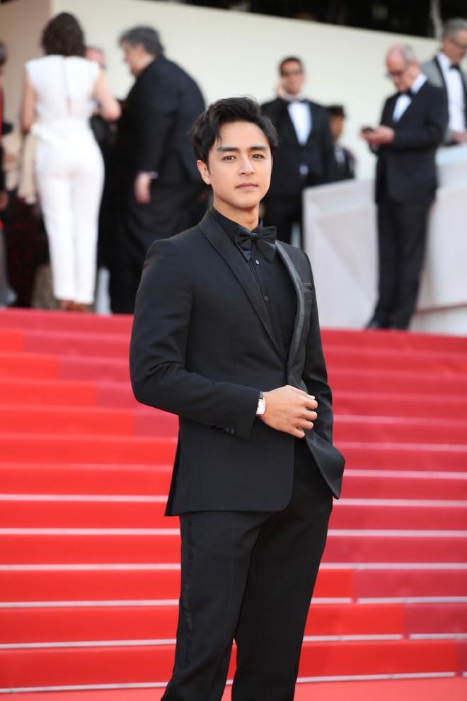 Xuất hiện trẻ trung tại Cannes, khán giả thắc mắc: Thời gian bỏ quên Hoàng tử ếch Minh Đạo mất rồi! - ảnh 5