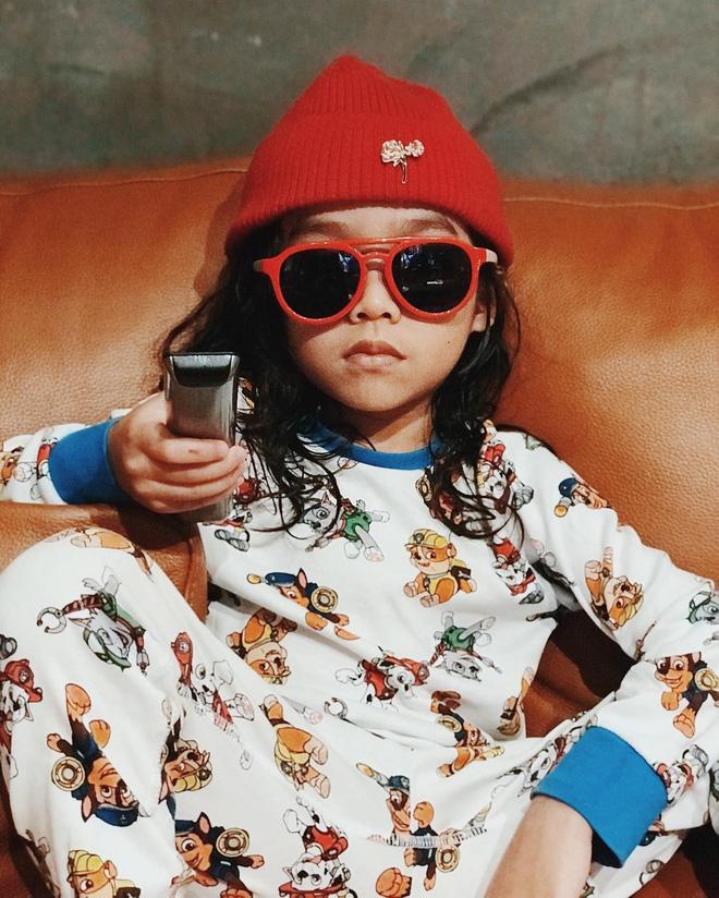 Ông bố lắm chuyện Việt Max kể chuyện dạy thằng con trai để tóc dài: Không bao giờ ép con vào khuôn khổ nào cả! - ảnh 3