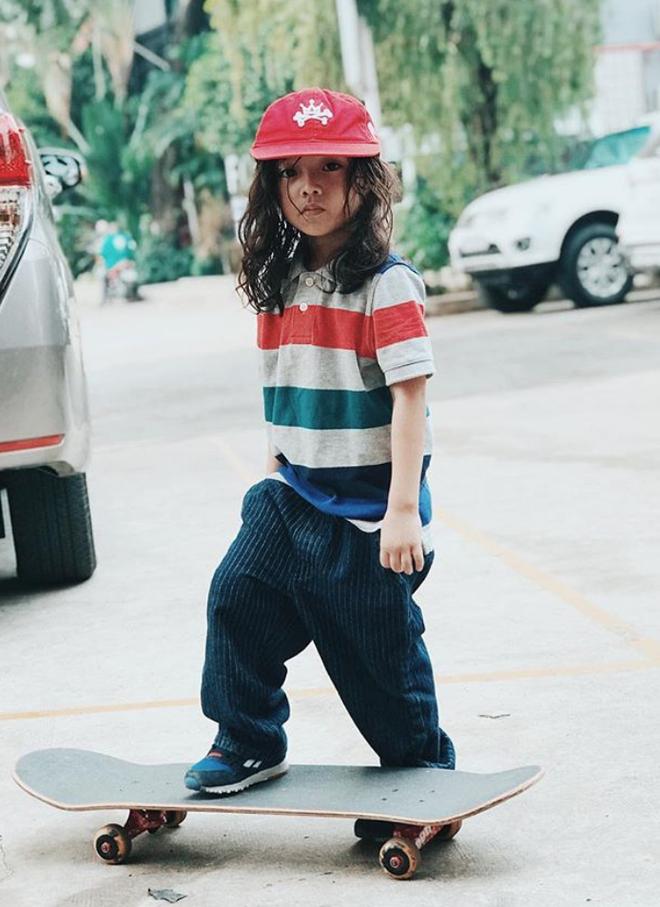 Ông bố lắm chuyện Việt Max kể chuyện dạy thằng con trai để tóc dài: Không bao giờ ép con vào khuôn khổ nào cả! - ảnh 7