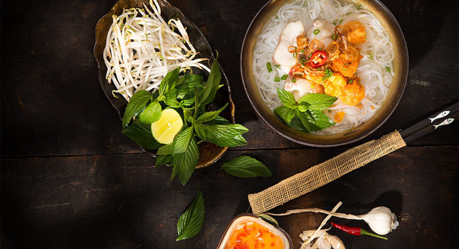 Mỗi miền tổ quốc Việt Nam đều có một vài món bún nức tiếng, dành cả thanh xuân chắc cũng chưa ăn được hết - Ảnh 7.