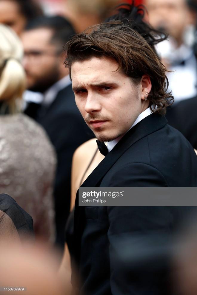 Thảm đỏ Cannes nóng lên từng phút: Brad Pitt - Leonardo lịch lãm ná thở, Chương Tử Di khoe vòng một giành spotlight - Ảnh 7.