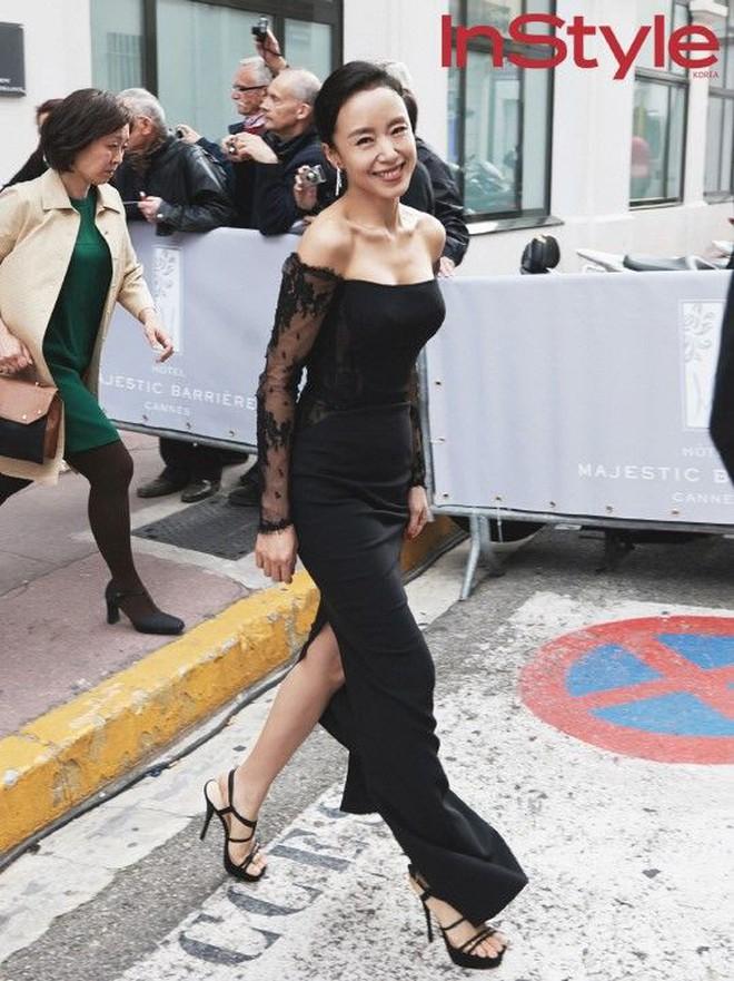 Nữ minh tinh xứ Hàn lên thảm đỏ Cannes: Jeon Ji Hyun và mẹ Kim Tan gây choáng ngợp, nhưng sao nhí này mới đáng nể - ảnh 21