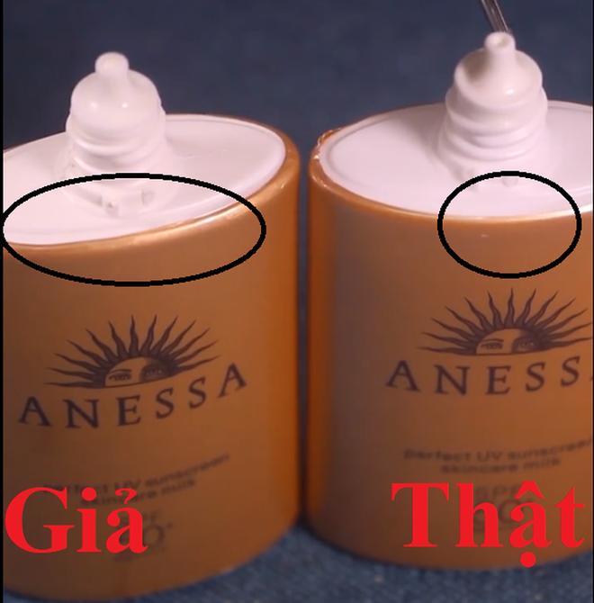 Có 7.350 lọ kem chống nắng Anessa bị làm giả, để không tiền mất tật mang các chị em cần nhớ 2 cách phân biệt này - ảnh 2