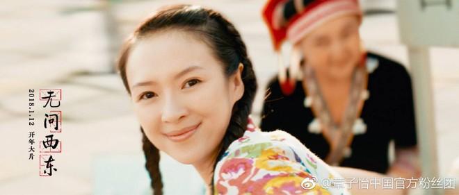 Tứ đại Hoa Đán lừng lẫy sau bao năm: Triệu Vy chưa được mặc áo cưới, Châu Tấn yêu đồng tính với con gái tình địch? - ảnh 6