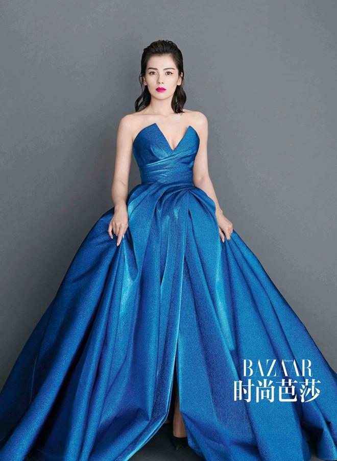 """Chiếc đầm công chúa đẹp mê mẩn khiến cả Weibo sôi sục, netizen xôn xao về danh tính minh tinh có """"diễm phúc"""" được diện - ảnh 8"""