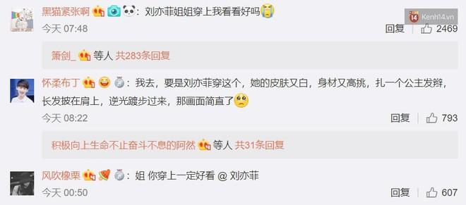 """Chiếc đầm công chúa đẹp mê mẩn khiến cả Weibo sôi sục, netizen xôn xao về danh tính minh tinh có """"diễm phúc"""" được diện - ảnh 7"""