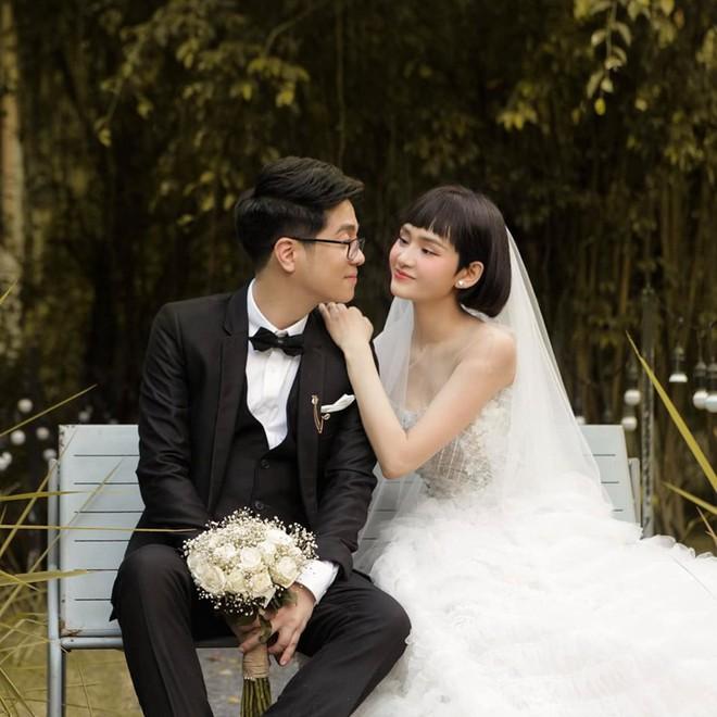 Cô dâu Hiền Hồ vừa đổi kiểu tóc nữ tính, cư dân mạng đồng loạt gọi tên chú rể Bùi Anh Tuấn - Ảnh 6.