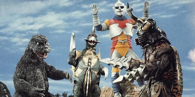 17 quái vật khổng lồ đáng sợ dự sẽ tham gia trận chiến tàn khốc của Godzilla: King Of The Monsters - ảnh 12