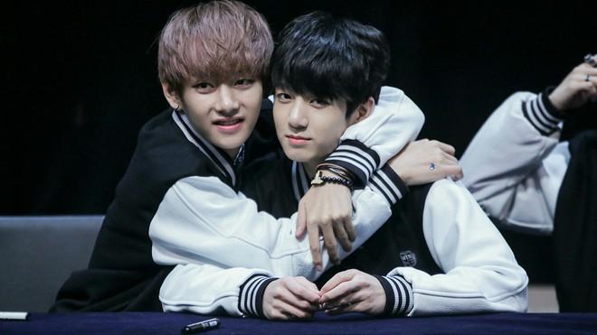 Ngọt như cặp bromance hot nhất Kpop: V (BTS) lén làm điều này cho Jungkook, ai ngờ sau 1 năm bị ghi lại hết trong clip - ảnh 9
