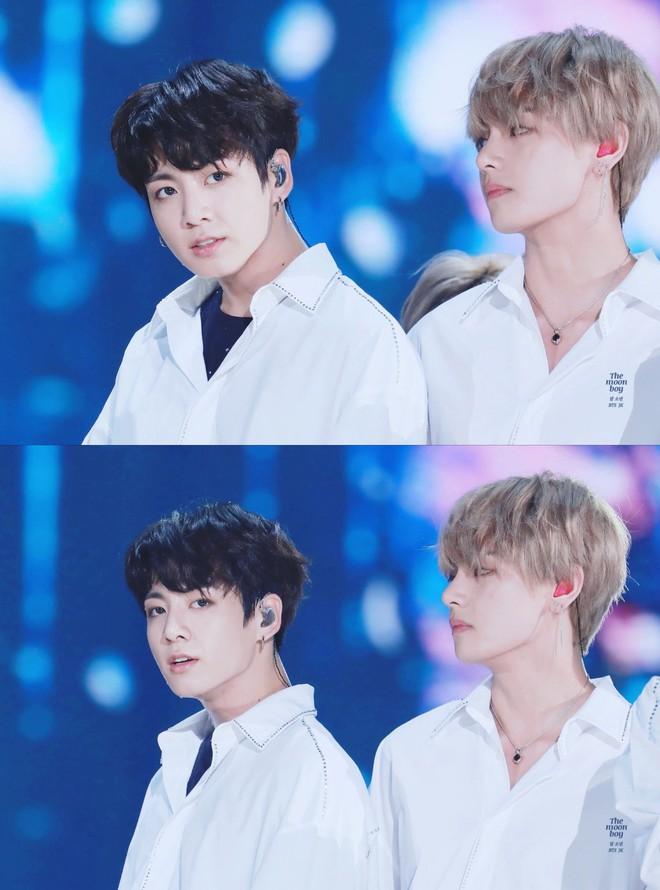 Ngọt như cặp bromance hot nhất Kpop: V (BTS) lén làm điều này cho Jungkook, ai ngờ sau 1 năm bị ghi lại hết trong clip - ảnh 6