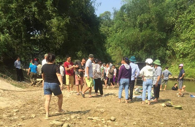 Lào Cai: Thấy bạn bị đuối nước, nhóm học sinh bơi ra cứu thì 4 em tử vong thương tâm - ảnh 2