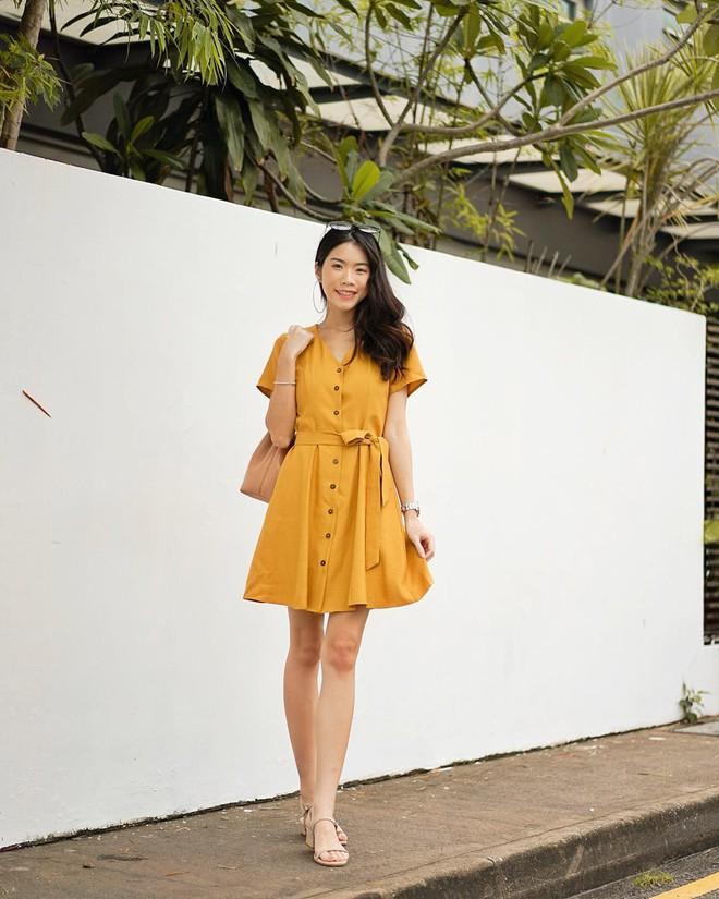 Nàng nào diện váy cũng rất xinh nhưng nếu áp dụng 4 tips sau, vẻ ngoài sẽ càng thêm thanh mảnh và hút mắt - ảnh 10