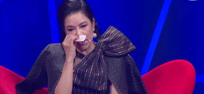 Trời sinh một cặp: Thu Phương bật khóc vì quá xúc động khi nghe tiết mục của Đồng Ánh Quỳnh - ảnh 2