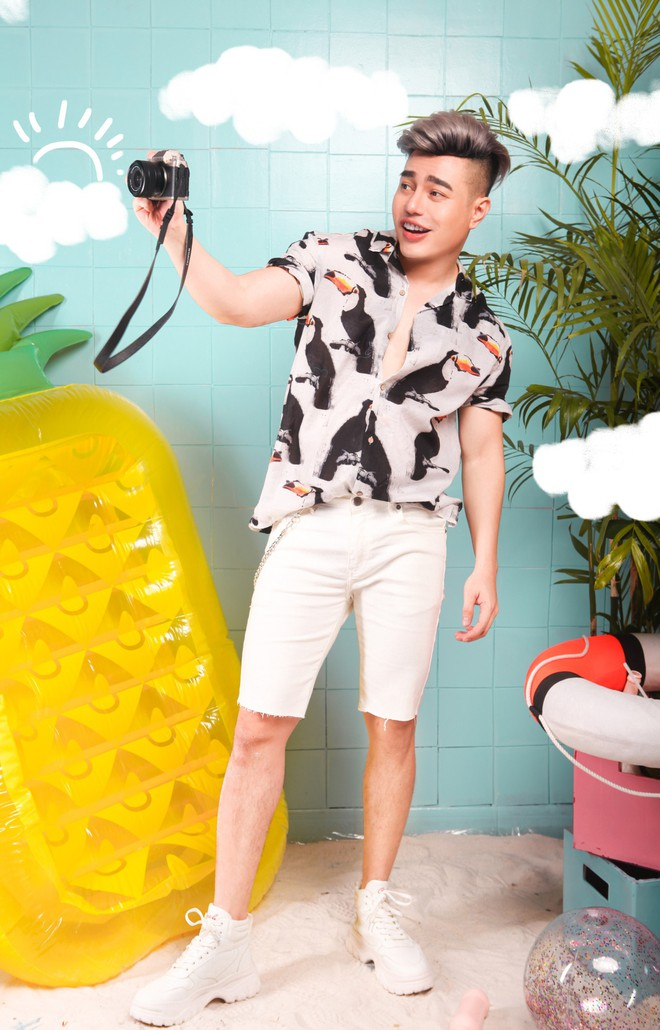 Nối gót Nữ hoàng LGBT Hương Giang, người đẹp chuyển giới Đỗ Nhật Hà nhận làm Host show thực tế - Ảnh 4.