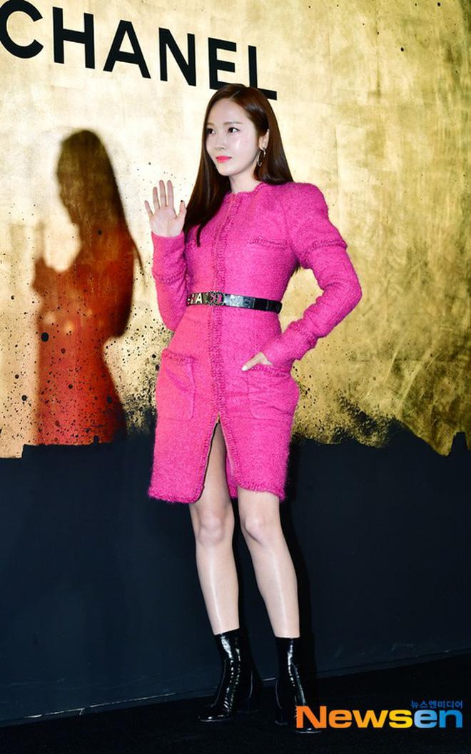 Sự kiện Chanel tại Seoul: Kristen Stewart xuất hiện với diện mạo dọa ma, chị em nhà Jessica - Krystal xuống sắc - ảnh 2