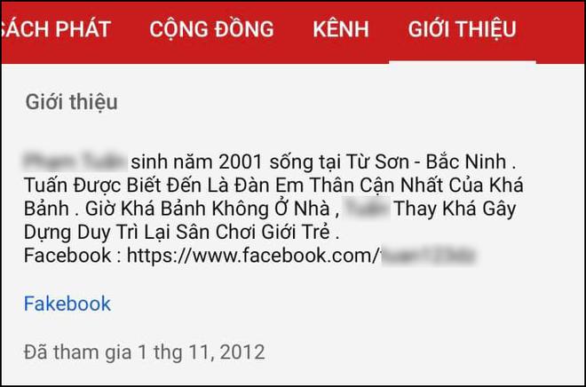 Sau Khá Bảnh, xuất hiện đàn em 2001 xâm chiếm YouTube để gây dựng và kế vị anh trai - ảnh 2