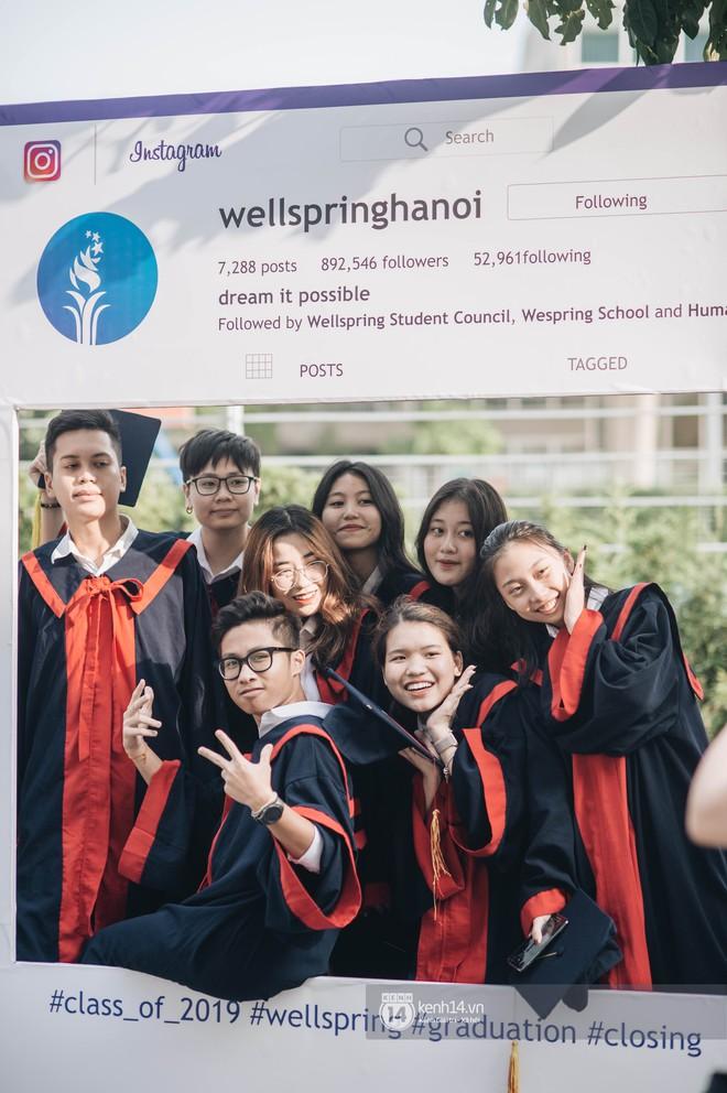 Đẳng cấp lễ bế giảng trường song ngữ quốc tế tại Hà Nội: Học sinh đẹp đã đành, nhan sắc thầy cô còn đỉnh cao hơn - ảnh 3