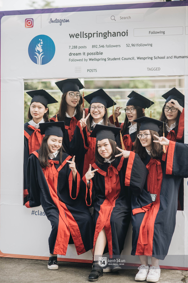 Đẳng cấp lễ bế giảng trường song ngữ quốc tế tại Hà Nội: Học sinh đẹp đã đành, nhan sắc thầy cô còn đỉnh cao hơn - ảnh 5