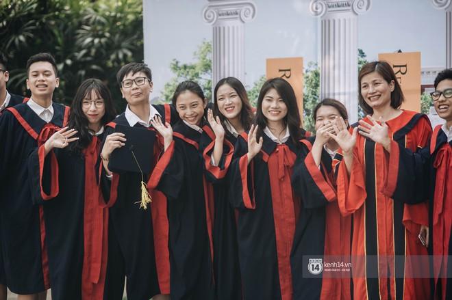 Đẳng cấp lễ bế giảng trường song ngữ quốc tế tại Hà Nội: Học sinh đẹp đã đành, nhan sắc thầy cô còn đỉnh cao hơn - ảnh 6