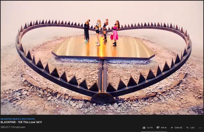 BLACKPINK tiếp tục phá thêm một kỉ lục của chính mình, gấp 3 lần thành tích tốt nhất của BTS - ảnh 1