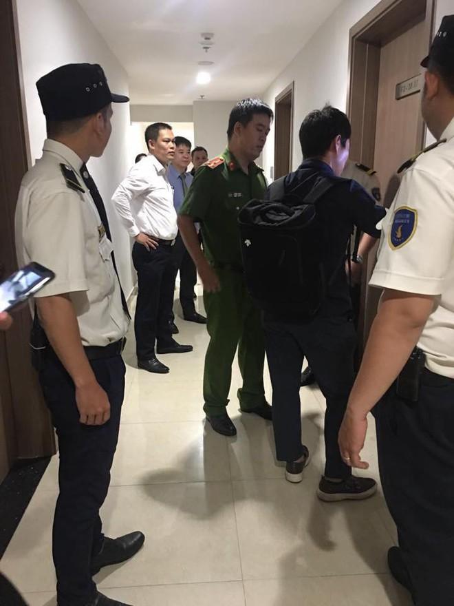 Người đàn ông Hàn Quốc bị bạn đâm gục trong căn hộ cao cấp ở Sài Gòn - ảnh 1