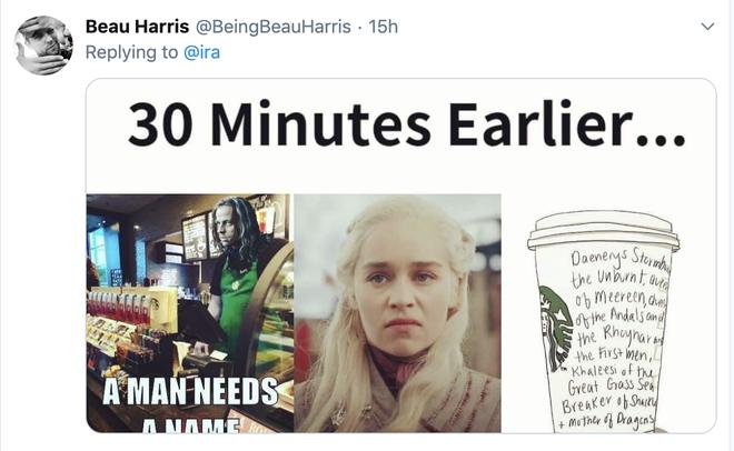 Ơ kìa, sao phim kinh điển như GAME OF THRONES lại để cốc Starbuck xuyên không thế này? - ảnh 7