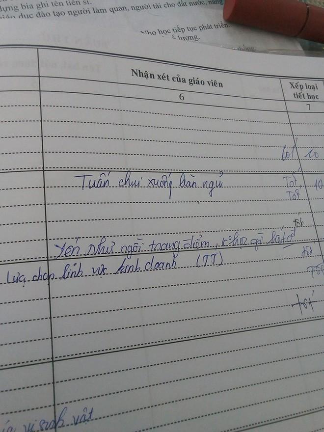 Đủ trò trời ơi đất hỡi khiến học sinh bị mời ngồi sổ đầu bài: Hết nhốt giáo viên ngoài lớp rồi đến viết di chúc, hát Cục xì lầu - Ảnh 4.
