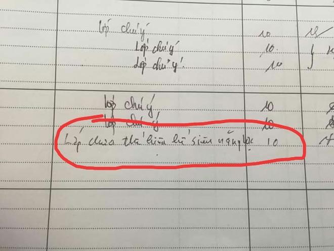 Đủ trò trời ơi đất hỡi khiến học sinh bị mời ngồi sổ đầu bài: Hết nhốt giáo viên ngoài lớp rồi đến viết di chúc, hát Cục xì lầu - Ảnh 10.