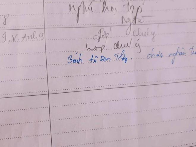Đủ trò trời ơi đất hỡi khiến học sinh bị mời ngồi sổ đầu bài: Hết nhốt giáo viên ngoài lớp rồi đến viết di chúc, hát Cục xì lầu - Ảnh 13.