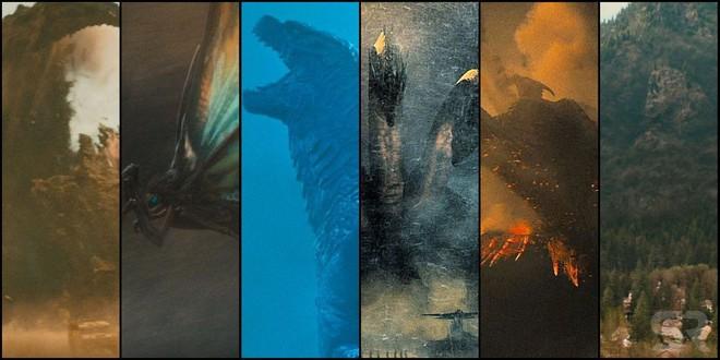 Chúa Tể Godzilla mãn nhãn thế này mà lại bị cho điểm thấp