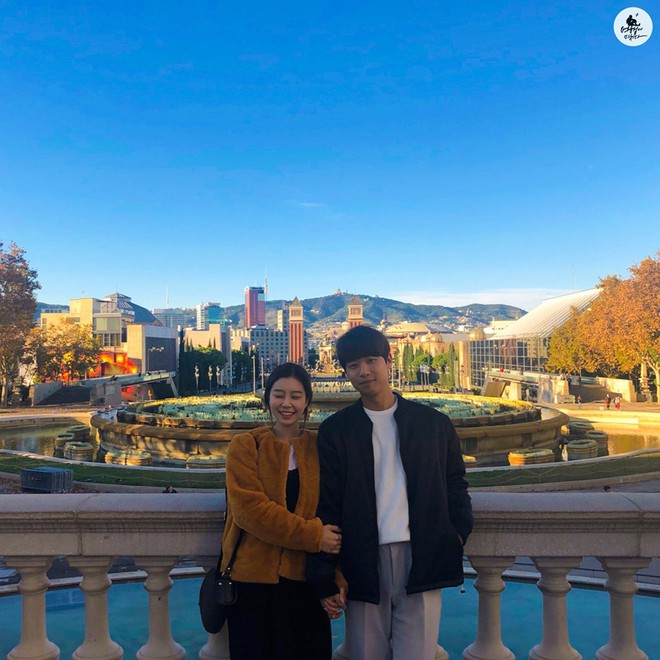 Xem xong loạt ảnh du lịch vòng quanh thế giới của cặp đôi người Hàn này, bạn sẽ muốn sắm người yêu ngay lập tức đấy! - Ảnh 2.