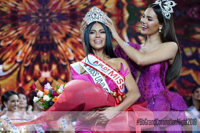 Philippines tìm ra hoa hậu mới: Chiến binh khủng cả sắc vóc lẫn thần thái, được kỳ vọng đội vương miện Miss Universe 2019 - Ảnh 1.