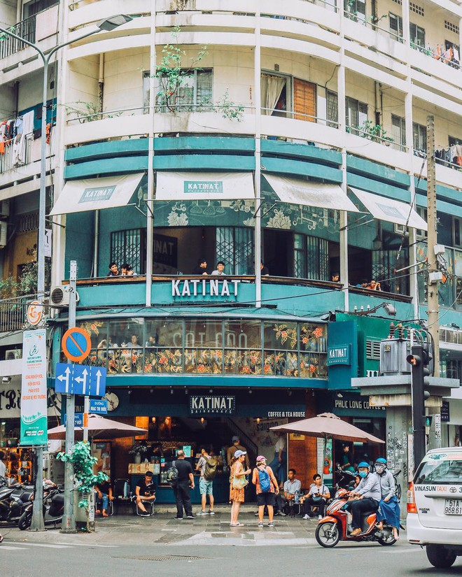 Sống ở Sài Gòn qua bao nồi bánh chưng, bạn đã check-in 5 background quán cafe sống ảo đình đám này chưa? - Ảnh 23.