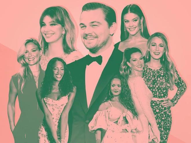 Tính toán như Sói già Leonardo DiCaprio: Đi CANNES quảng bá phim, sẵn tiện rắc thính tìm bồ trẻ toàn chân dài cực phẩm - ảnh 5