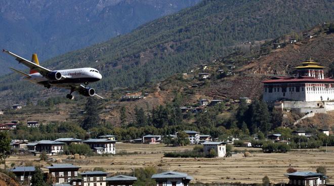 9 sân bay tọa lạc ở nơi chênh vênh hiểm trở như tận cùng thế giới, vị trí thứ 8 mang tên Cristiano Ronaldo - ảnh 8