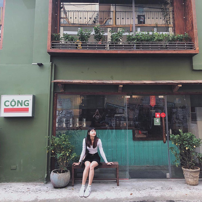 Sống ở Sài Gòn qua bao nồi bánh chưng, bạn đã check-in 5 background quán cafe sống ảo đình đám này chưa? - Ảnh 10.