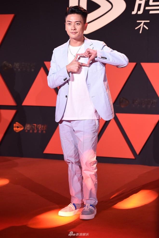 Sự kiện Tencent: Quân đoàn Rocket Girls đổ bộ thảm đỏ chiếm spotlight, Phó Hằng Hứa Khải tuột dốc nhan sắc - Ảnh 23.
