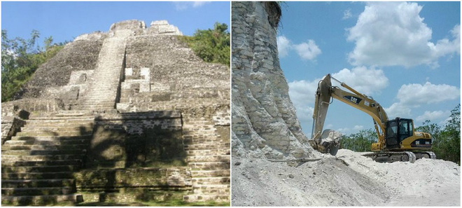 8 địa điểm du lịch nổi tiếng thế giới giờ đã biến mất vĩnh viễn bởi sự tàn phá của con người - Ảnh 7.
