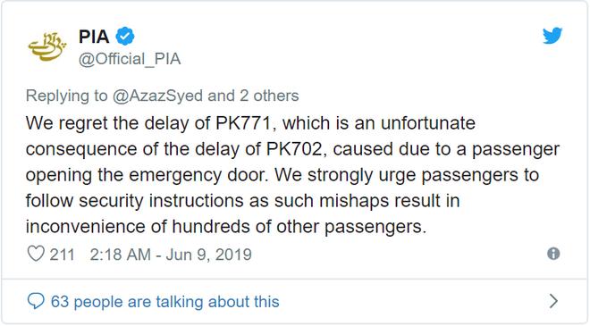 Nữ hành khách khiến cả chuyến bay bị hoãn 7 tiếng đồng hồ chỉ vì lý do vô cùng khó đỡ trước giờ cất cánh - ảnh 2